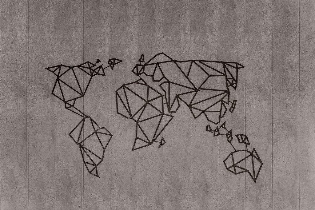 分散ネットワークのイメージ