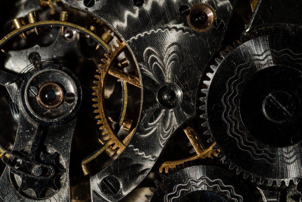 mechanismのイメージ