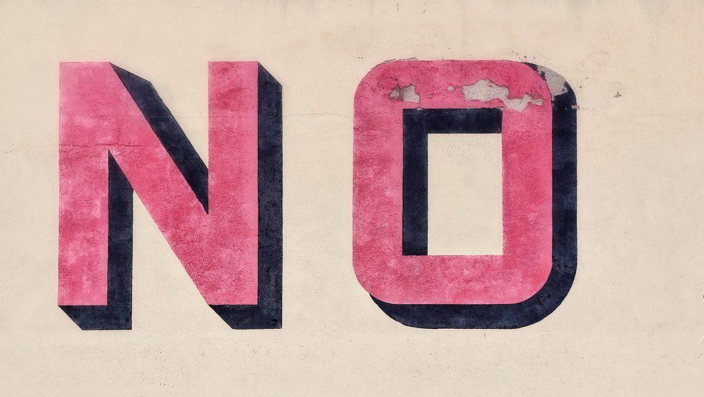 NOのイメージ